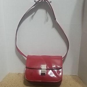 Celine Patent Leather Box Bag